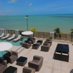 Área de lazer do Hotel Cabo Branco Atlântico