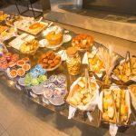 Café da manhã no Hotel Cabo Branco Atlântico