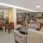 Lobby do Hotel Cabo Branco Atlântico