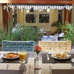 Café da manhã do Hotel Pipa Atlântico