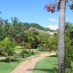 Área verde do Hotel Pipa Atlântico