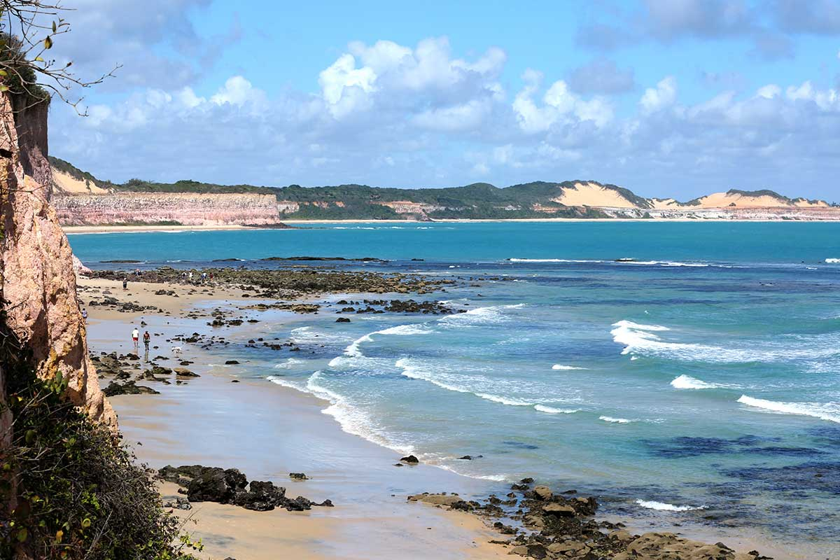 História, cultura, esportes de aventura, gastronomia e praias paradisíacas!