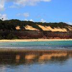 Ponta do Madeiro e Baía dos Golfinhos da Praia da Pipa