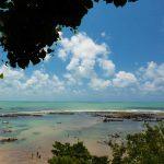 Praia do Centro em Pipa